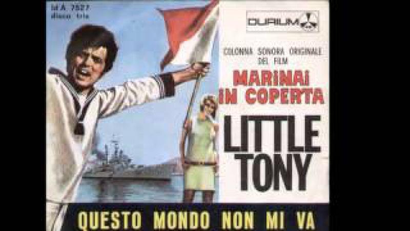 Little Tony- La Donna di Picche