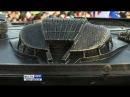 В Сочи открыли Олимпийский парк в миниатюре