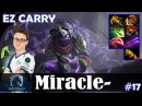 Miracle - Faceless Void Safelane   EZ CARRY   Dota 2 Pro MMR Gameplay 17