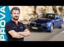 Maserati Ghibli restyling la nuova tecnologia suona bene
