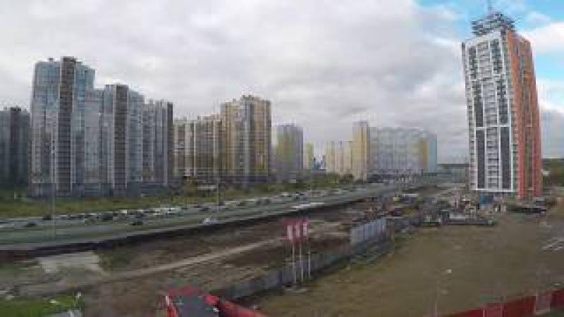 Купить однокомнатную квартиру в ЖК Шуваловский ул Парашютная АЛЕКСАНДР Недвиж