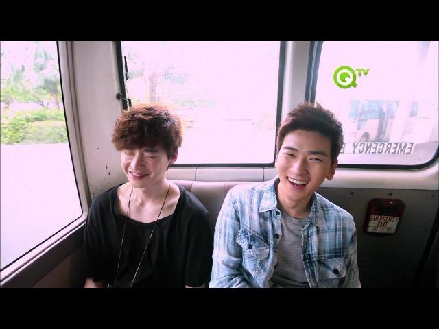 [QTV] 스카이 다이빙 덕분에 엄마가 그리운 종석, 종현?