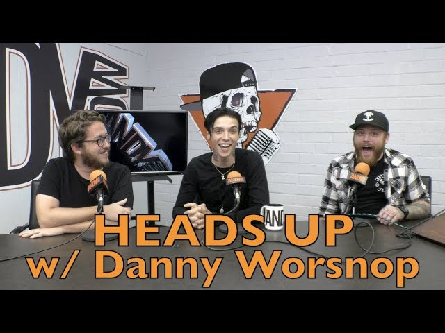 The Andy Show TV Minisode 13 ft Danny Worsnop