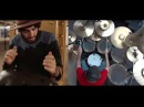 SAM MAHER NEW YORK HANDPAN 01 AND TOM KLOEHR DR X DRUMS COLLABORATION VIDEO 67