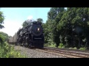 Chasing NKP 765 In Northeast Ohio Part 4 Youngstown Line