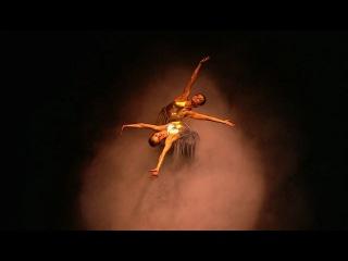 Танцы: Светлана Макаренко и Лолия Касаткина (сезон 4, серия 14) из сериала Танцы см ...
