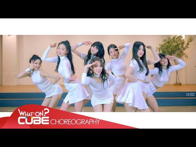 CLC(씨엘씨) - To the sky (Choreography Practice Video)