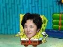 Araki Brainstorming Vento Aureo's Villian Portrayed By Spongebob