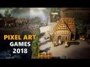 Top 10 Upcoming PIXEL ART Games 2018