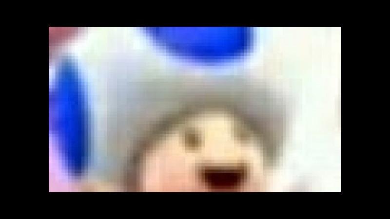 Toad | super Mario run 2