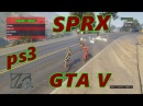SPRX GTA 5 Mod Menu TWERK BETA PS3 1 27 1 28 DEX BLES BLUS