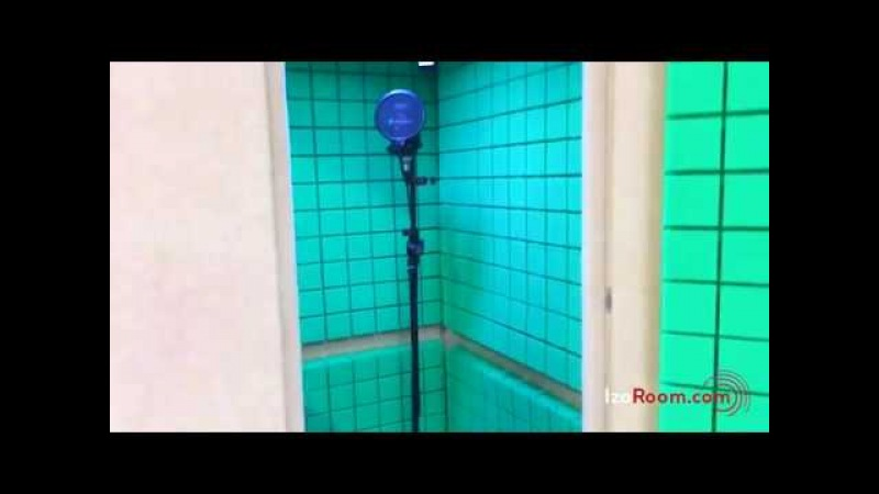 Звукоизоляционная, акустическая кабина IzoRoom™ Standart