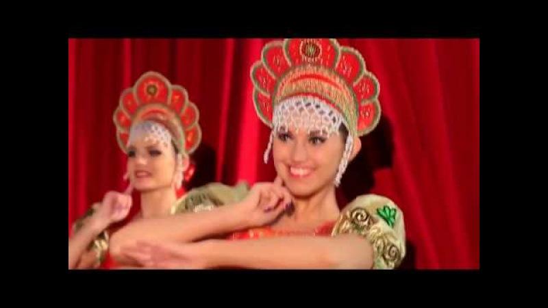 Танцуют все Танцы народов мира нарезка