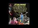 Sony Playstation Star Wars Rebel Assault 2 RUS Звёздные Войны нападение повстанцев 2 Вячеслав