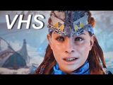 Horizon Zero Dawn: The Frozen Wilds (2017) - русский релизный трейлер - озвучка VHS