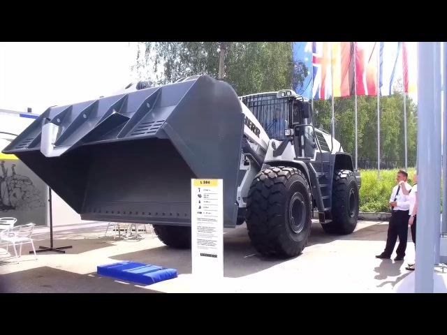 Международная выставка «УГОЛЬ РОССИИ и МАЙНИНГ» Кузбасская ярмарка 2017.