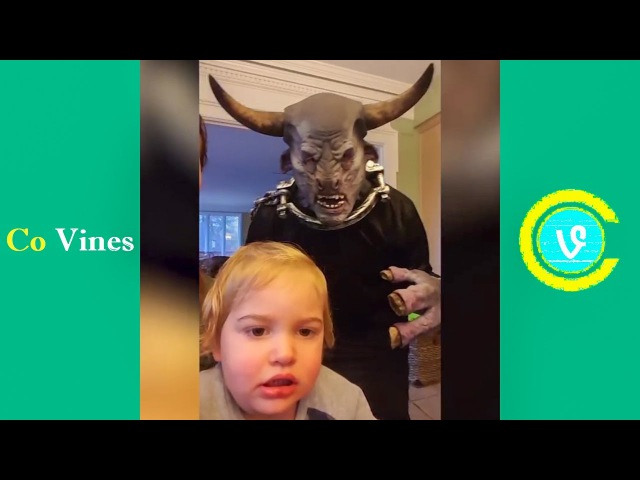 Try Not To Laugh Watching Funny Kids Fails Compilation June 2017 4 - Co Vines✔