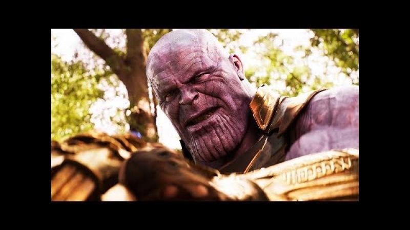 Мстители 3: Война Бесконечности — Русский трейлер 2 (2018)