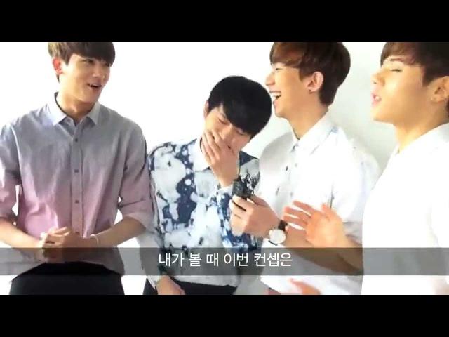 KBS Kwave 2014 06 제국의아이들 제아 Ze A