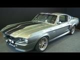 Выставка ретро-авто в Берлине родстер Элвиса Пресли и Mustang Элеанор  (новости)