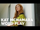 Katherine McNamara for RAW's Word Play