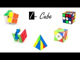 I - Cube - Сборка 5 кубиков менее, чем за 2,5 минуты
