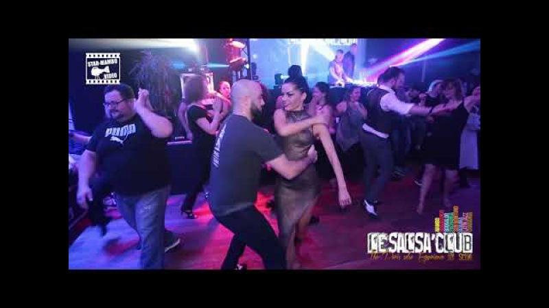 Abdé Ella Jauk - social dancing @ LeSalsa'Club Party