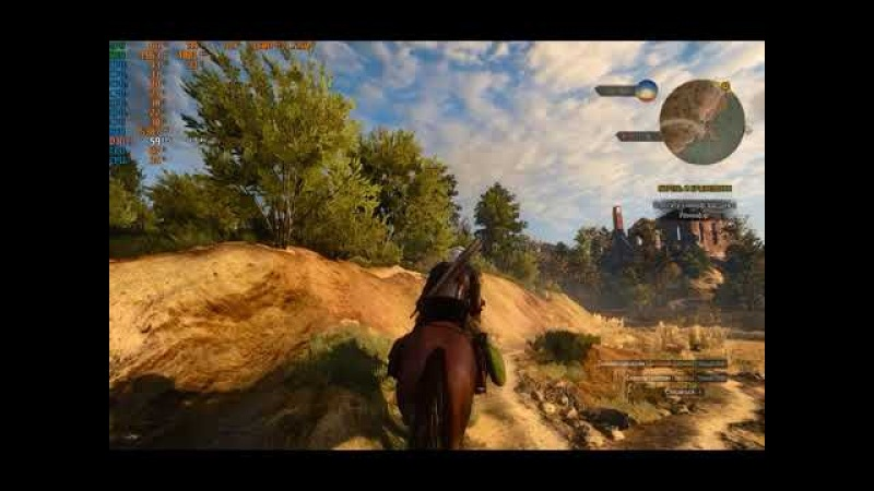 Fx8350 Msi GTX970 4g - The Witcher 3 Wild Hunt max settings