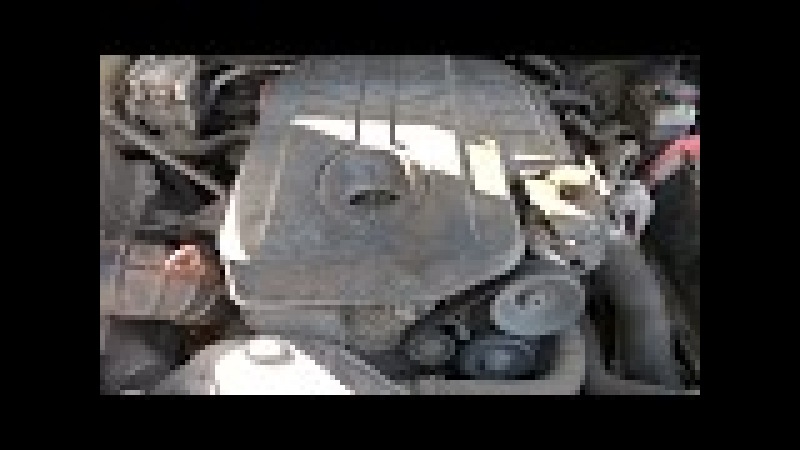 Периодическая вибрация двигателя D20DTR SsangYong Korando Sports 2012 [РЕШЕНО]