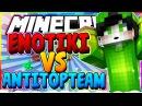 Enotiki vs AntiTopTeam BWH 5X2! ПЕРВОЕ КВ!|Minecraft VimeWorld