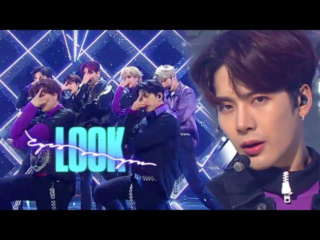 《Comeback Special》 GOT7 갓세븐 Look @인기가요 Inkigayo 20180318