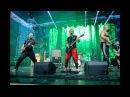 Крамбамбуля - Тры Чарапахі NRM cover live in Belarus 2017, Lidbeer, Lida