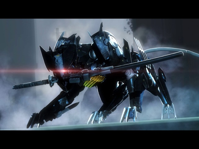 Metal Gear Rising: Revengeance OST - I'm My Own Master Now [HQ] [Extended] [Lyrics]