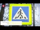 Безбашенный пешеход