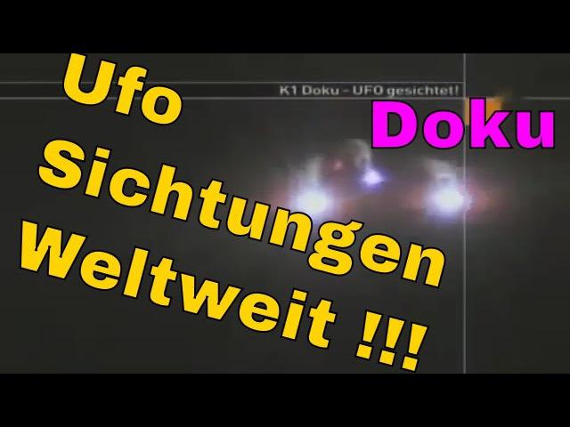Ufo Sichtungen auf der ganzen Welt Dokumentation Voller Film German Deutsche Sprache