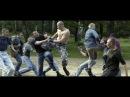 Драка россиян в Воронеже Толпа на толпу Бои без правил Афроамериканцы против кавказцев 720p