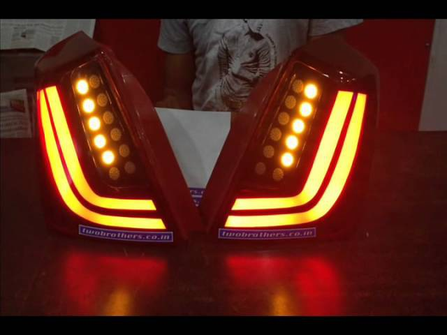 Optra magnum BMW Style Led Tail Lamps if u want th