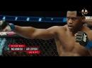 Фрэнсис Нганну сила удара рукой 1300 кг.