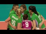 HIGHLIGHTS  Заречье — Динамо Москва Суперлига 2017 18  Женщины