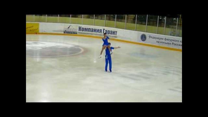 Russian Junior 2010 - SP - Stolbova-Klimov