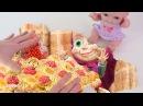 Куклы Пупсики на канале Зырики ТВ/Играем в Кинетический песок. Угадываем героев Маша и Медведь