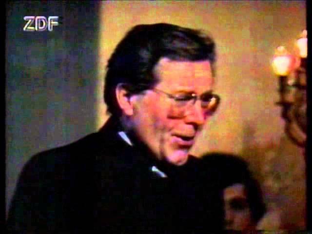 FRANZ SCHUBERT Der Leiermann PETER SCHREIER SVIATOSLAV RICHTER (1985)