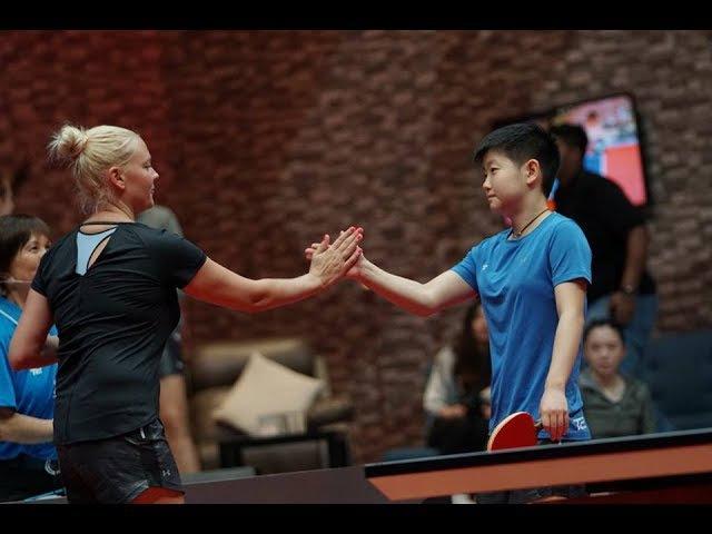 Sun Yingsha vs Georgina Pota | T2APAC | Round 2 | Day 4