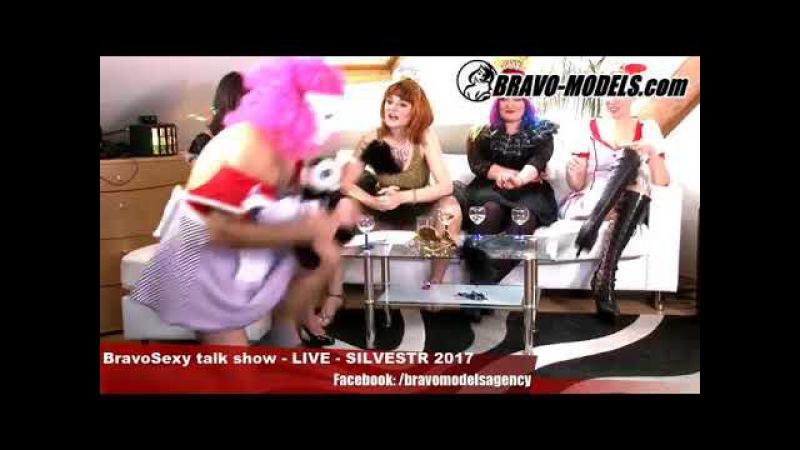 BravoSexy talk show se Sarah Star - Silvestr 2017 Special 02
