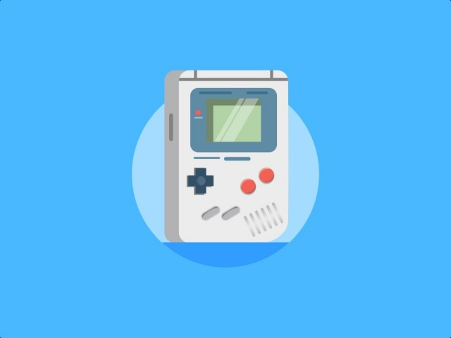 How To Design A GameBoy In Inkscape