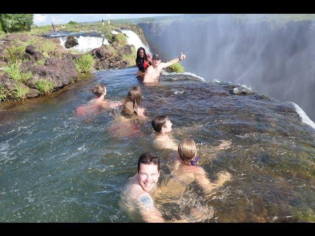 Victoria Falls, Zimbabwe (HD)