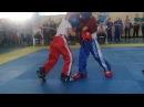 Дурнов Кирилл первый бой за выход в финал Fight club JEB НОВОСИБИРСК