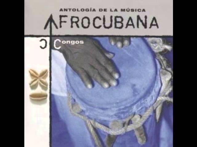 Antologia de la Musica Afrocubana
