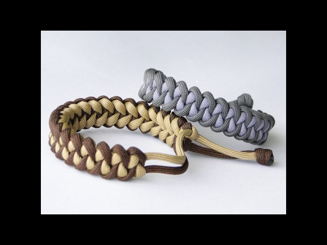 How To Make a Mad Max Style Shark Jaw Bone Paracord Survival Bracelet