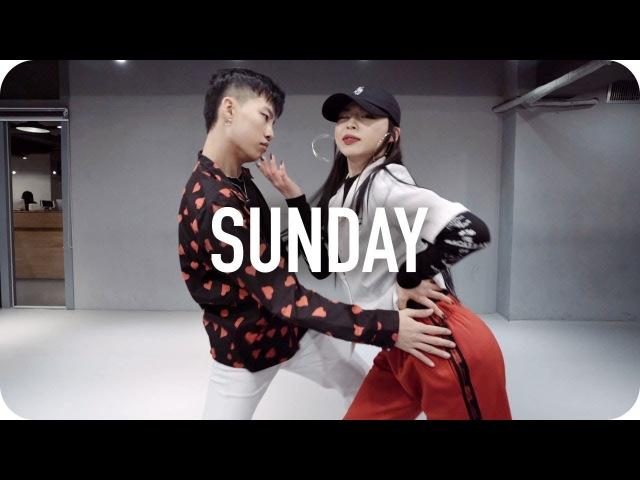 Sunday - groovyroom ft. heize, jay park / jinwoo yoon choreography